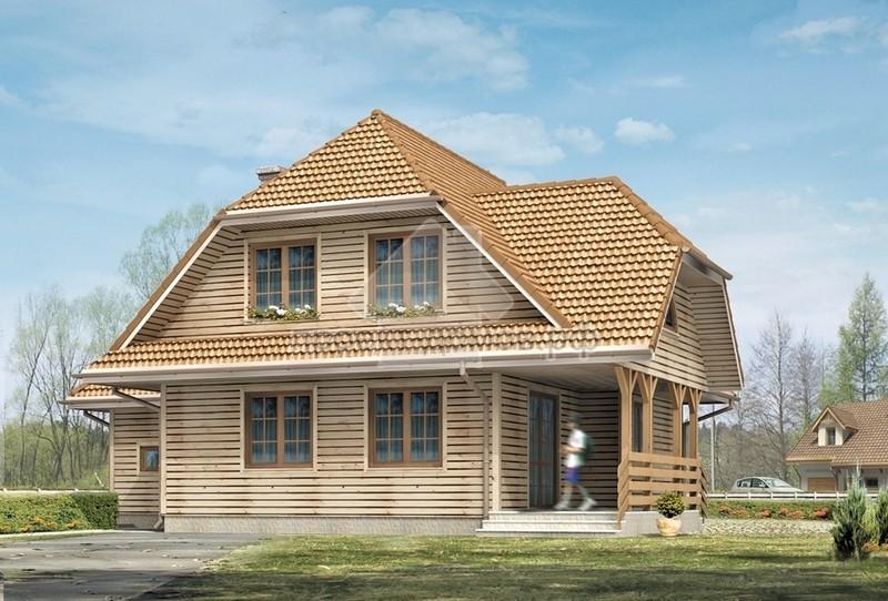 Проекты крыш деревянных домов фото